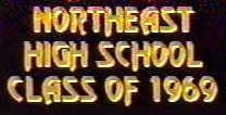 NEHS Class of '69 Reunion